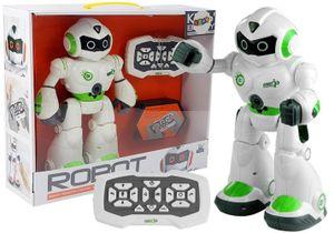Ferngesteuerter Roboter Green Bot Interactive Spielzeugroboter