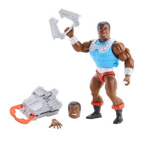 Masters of the Universe Origins Deluxe Actionfigur (14 cm) Clamp Champ