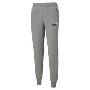 PUMA Herren ESS Col Logo Pants TR cl Trainigshose Jogginghose Sporthose, Größe:XL, Farbe:Grau (Medium Gray Heather)