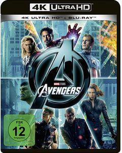 Marvel's The Avengers (UHD+BR) 2Disc Min: 148DD5.1WS  4K Ultra
