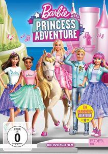 Barbie - Princess Adventure - Die DVD zum Film - Digital Video Disc