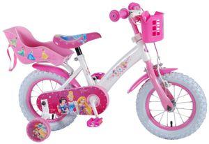 Disney Princess Kinderfahrrad 12 Zoll Kinder Fahrrad Pzinzessinen Mädchen Rad