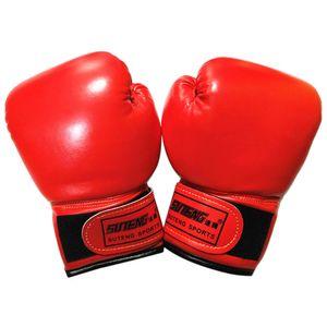 Kinder Boxhandschuhe Kickboxen Muay Thai Punching Trainingstasche Handschuhe Outdoor Sporthandschuhe Boxš¹bungsger?te fš¹r Boxsack Sack Boxpads fš¹r Kinder von 3 bis 10 Jahren