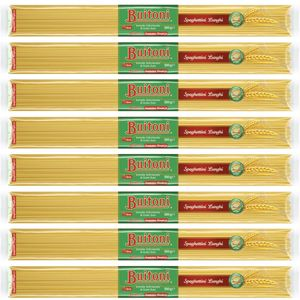 Buitoni Spaghetti Lunghi extra lange Spaghetti mit 52cm 500g 8er Pack