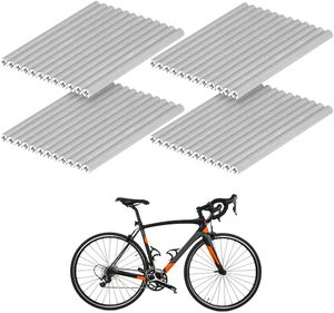 Speichenreflektoren Fahrrad, Fahrrad Reflektoren, Speichen Reflektor, 48 Stück Reflektoren Fahrradspeichen, Fahrradreflektoren Speiche