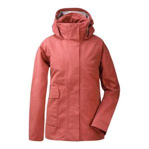 Didriksons Unn Womens Jacket - Regenjacke , Größe_Bekleidung_NR:40, Didriksons_Farbe:pink blush