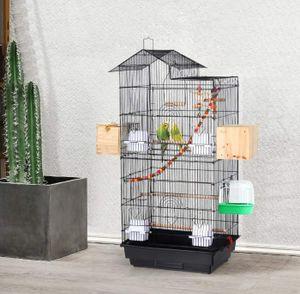 Vogelkäfig Vogelvoliere Wellensittichkäfig Vogelhaus Voliere Vogelkäfig
