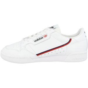 adidas Originals Continental 80 Sneaker Herren Weiß (G27706) Größe: 44