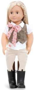 Our Generation - Leah Reiterin Puppe 46 cm