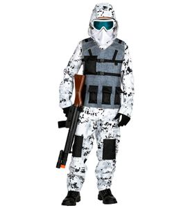 Anzug Arctic Special Forces, Groesse:128