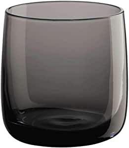 ASA Glas, grau COLORED D. 8 cm, H. 8 cm, 0,2 l.       53502009