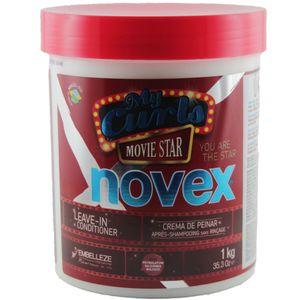 NOVEX Meus Cachos de Cinema - Creme de Pentear - Leave-In Cond. 1 Kg