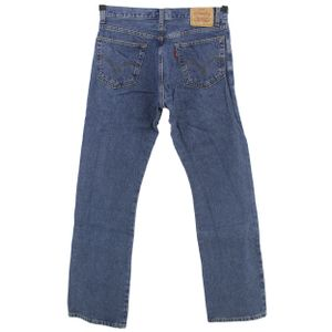 #6158 Levis,  Herren Jeans Hose, Denim ohne Stretch, blue, W 31 L 32