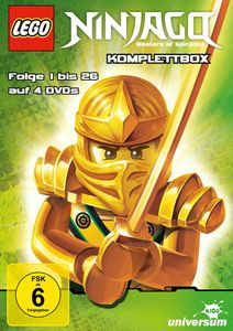 LEGO: Ninjago - Season 1 & 2