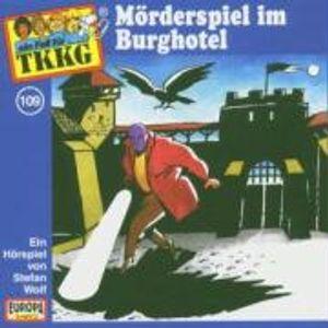Tkkg 109-109/Mörderspiel im Burghotel