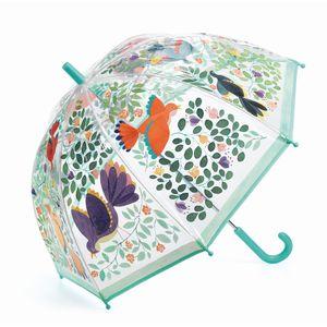 DJECO Regenschirm: Flowers & birds