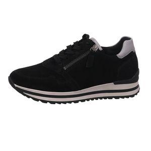 Gabor Sneaker, Größe:4, Farbe:schwarz/grey 0