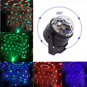 Usb disco bühnen licht mit fernbedienung led disco lichter für partys zimmer auto kinder tanz karaoke dj show club bar pub