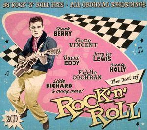 The Best Of Rock'n Roll: 58 Rock'n'Roll Hits - -   - (CD / Titel: Q-Z)