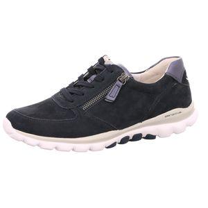 Gabor Shoes     blau dunkel, Größe:91/2, Farbe:nightblue (s.weiss) 46