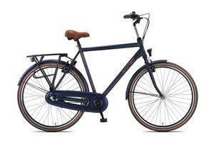 28 Zoll Cityrad Herren Altec Marquant 3 Gänge Nabenschaltung Navy Blau 56 cm Rahmengröße