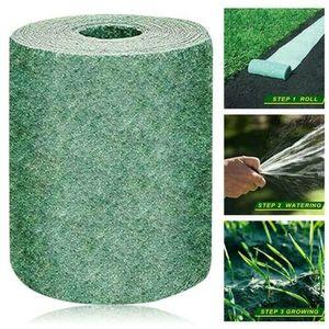 Biologisch Matte Für Rasensamen Rasen Grassamen Gras Grassaat Rasensaat 20*300cm