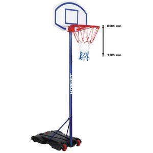 Hudora 71622 Hornet 205 Basketballst?nder h?henver