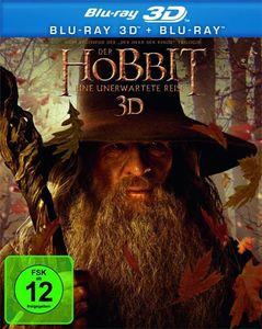 Der Hobbit - Eine unerwartete Reise 3D inklusive 2D Version