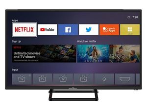 Smart Tech FullHD LED TV 100cm (39,5 Zoll), SMT40P28FV1U1B1, Smart TV