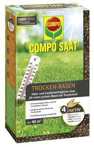 COMPO SAAT® Trocken Rasen 1 kg für 40 m²