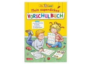 Carlsen Verlag Conni Mein superdickes Vorschulbuch
