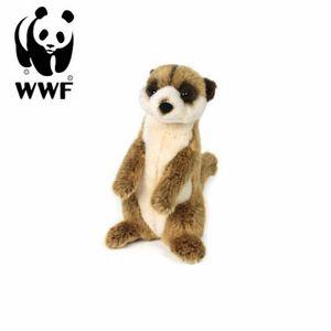 WWF Plüschtier Erdmännchen (22cm) lebensecht Kuscheltier Stofftier Afrika