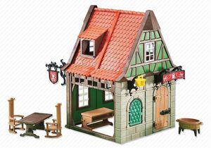 Playmobil Knights 6463 Historische Schneiderei