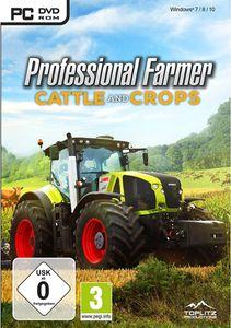 Professional Farmer Cattle and Crops für PC Windows