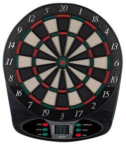 Electronic Dart Classic 8 Spieler, 6 Soft Darts, 24 Tips
