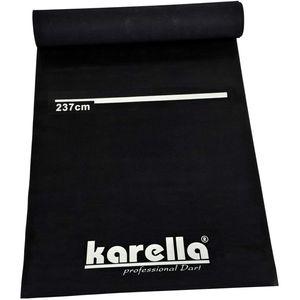 Karella Dartmatte ECO-Star offizielles Turniermaß Dartteppich für Steeldart Softdart