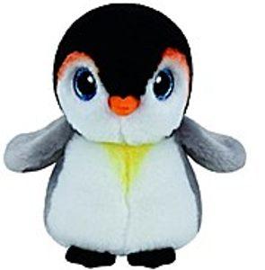TY Beanie Boos 15cm Glubschi Pongo Antarktis Pinguin Stofftier Plüschtier