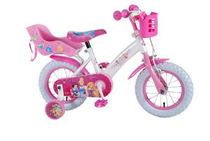 12 Zoll Kinder Mädchen Fahrrad Mädchenfahrrad Mädchenrad Kinderfahrrad Rad Bike Disney Princess Prinzessin Volare Rücktrittbremse Rücktritt  31206-DC