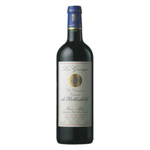 Les Granges de Rothschild Haut-Medoc Bordeaux AOC trocken 2017 Frankreich | 13,1 % vol | 0,75 l