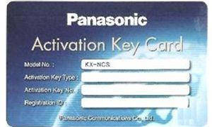 Panasonic IP Softphone/IP Proprietary Telephone Activation Key KX-NCS3204 - Lizenz - 4 Kanäle