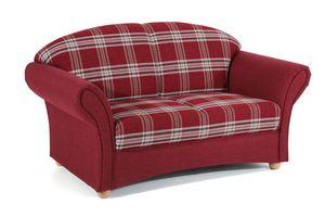 Max Winzer  Sofa 2-Sitzer - Farbe: rot - Maße: 151 cm x 86 cm x 83 cm; 2887-2100-20774-2077323-F01