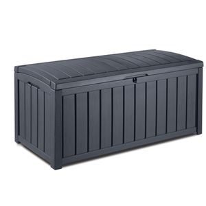 Keter Garten Aufbewahrungsbox Glenwood 390 L
