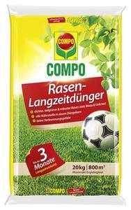 COMPO Rasen Langzeit-Dünger 20 kg