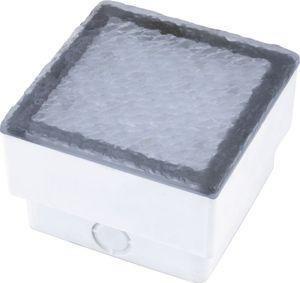 Heitronic Akiaki, LED, 10 x 10 cm, weiß