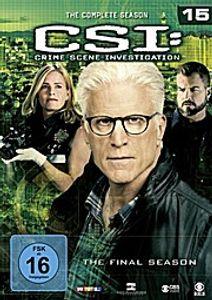 CSI: Las Vegas - Season 15