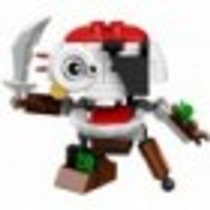LEGO 41567 Skulzy  LEGO Anzahl Anleitungen: 1, Gewicht: 0.05 KG, Anzahl Teile: 66, Altersberatung: 6+, Veröffentlicht in: 2016, Verpackungsmaße (lxbxh): 13 x 18 x 2 cm, Thema: LEGO Mixels, Zahl: 41567-1, EAN: 5702015594721