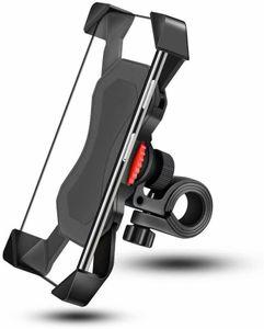 Fahrrad Handyhalterung Universal Handy Halterung Motorrad Lenker Mit 360 Drehen Für 3,5-6,5 Zoll Smartphone
