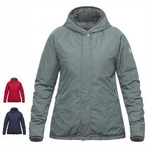 Fjällräven High Coast Padded Jacket W, Size:L, Color:Navy (560)