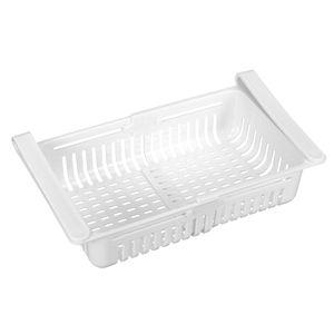 Sunnyme Einstellbar Kühlschrank Lagerregal Farbe: Weiß