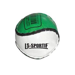 "LS Sportif - Kinder Sliotar-Ball ""Club and County"" RD555 (Einheitsgröße) (Grün/Weiß)"